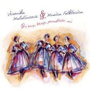 Ej, ženy, ženy, poradteže mi - Folklorica Musica [CD album]
